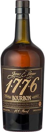 ジェームズ E ペッパー 1776 ストレートバーボン [ ウイスキー アメリカ 700 ]