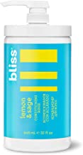 Bliss Lemon and Sage Supershine Conditioning Rinse, Made Without Parabens, Vegan, 32 fluid ounces
