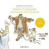Ernest et Célestine - Une surprise pour Célestine : Livre théâtre