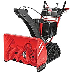 Troy-Bilt Storm Tracker 2890 277cc 4-cycle Electric Start Specialty Snow Thrower