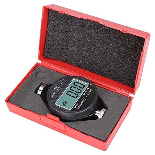 Hardness tester-Digital 100HD A Durometer Shore Rubber Hardness Tester LCD Display Meter