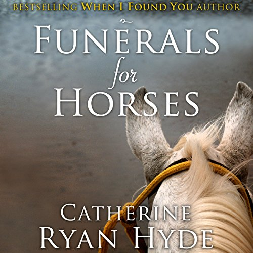 Funerals for Horses audiobook cover art