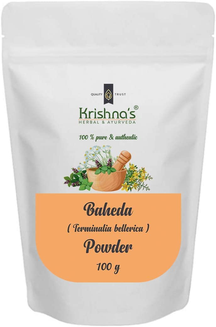 Madow Baheda Limited time trial price Terminalia bellerica sale 100 g - Powder