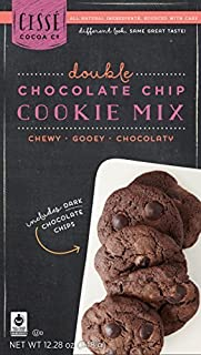 Ciss Double Chocolate Chip Cookie Mix, 12.28 Ounce by Ciss Cocoa Co