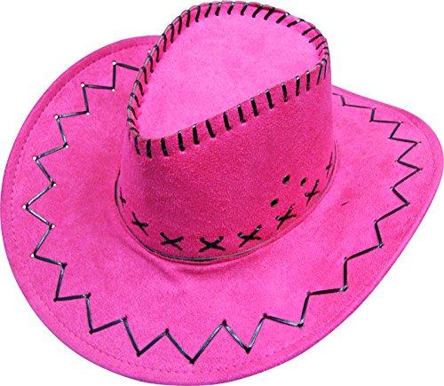 Chapeau Cow-Boy Texas avec coutures
