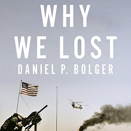 Why We Lost audiobook cover art