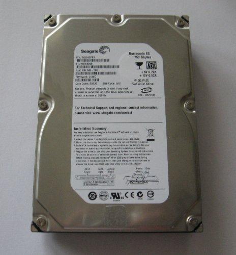 750GB HDD Seagate Barracuda ES ST3750640NS SATA ID10765