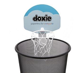 DoxieBall – Basketball Trash Can Game