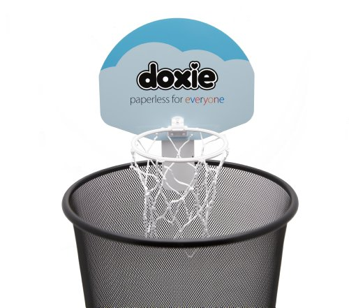 DoxieBall – Waste-paper Basket Game