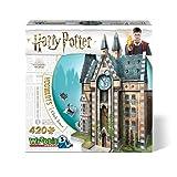 Best 3d Puzzles - Wrebbit 3D - Hogwarts - Clock Tower 440-Piece Review