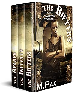 The Rifters Box Collection Books 1-3 by [M. Pax, M Pax]