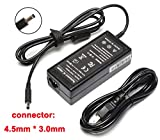 19.5V 3.34A 65W AC Adapter Laptop Charger Replacement For Dell Inspiron 15 3551 3552 3558 5551 5555 5558 5559 5567 5578 5579 5758 5759 7558 7568 7569 7579 Power Supply Cord