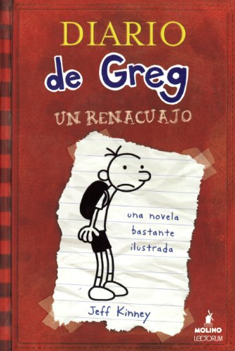 SPA-DIARY OF A WIMPY KID # D: Un Renacuajo (Diaro de Greg, un renacuajo / Diary of a Wimpy Kid)