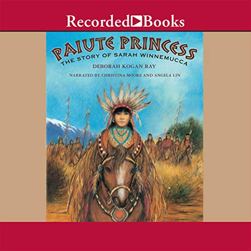 Paiute Princess audiobook cover art