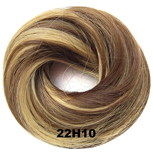 PrettyWit Wavy Free Shipping New Curly Popular Messy Hair Updo Bun Pie Chignons Extensions