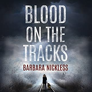 Blood on the Tracks audiobook cover art