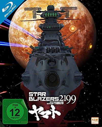 Star Blazers 2199 - Space Battleship Yamato - Volume 1: Episode 01-06 [Blu-ray] (im Sammelschuber + Booklet)