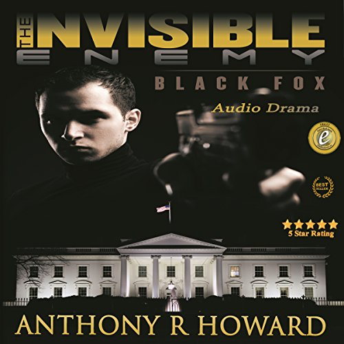 The Invisible Enemy: Black Fox audiobook cover art