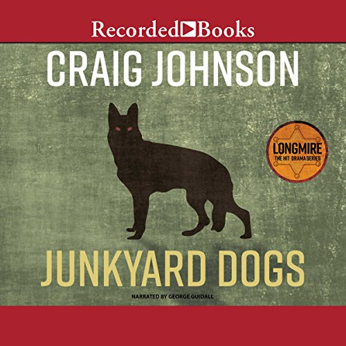 Junkyard Dogs audiobook cover art
