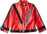 Charades Michael Jackson Thriller Children's Costume Jacket, Medium