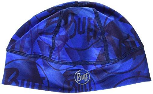 Buff 115370.707.10.00 Chapeau Mixte Adulte, Bleu (Tip Logo Blue), FR Fabricant : Taille Unique