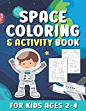 Space Coloring And Activity Book...