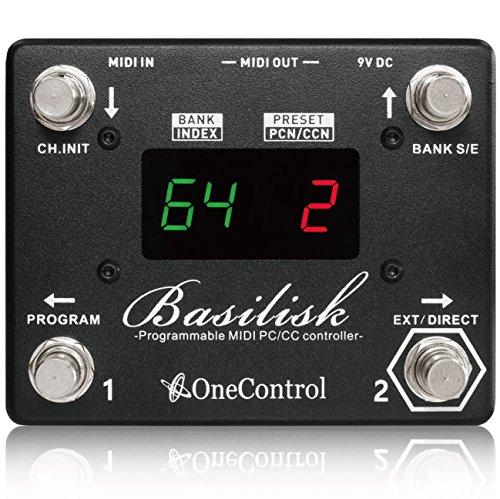 One Control Basilisk (ワンコントロール) フットコントローラー/セレクター