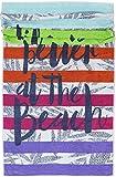 Lashuma Toalla de playa Barcelona | terciopelo strandlaken | Liegen Toalla | Toalla colorida | 100% algodón | 100x 180cm