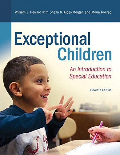 Revel for Exceptional Children: An Introduction to Special Education with Loose-Leaf Version (11th Edition) (What's New