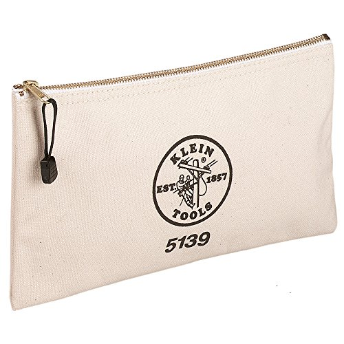 Klein Tools Canvas Zipper Bag  $8.97 at Amazon