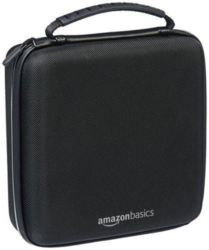AmazonBasics - Funda transporte almacenamiento Nintendo