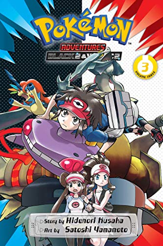 Pokémon Adventures: Black 2 & White 2, Vol. 3