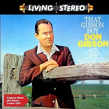 That Gibson Boy (Original Album Plus Bonus Tracks 1959)