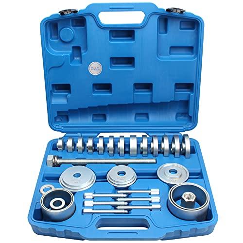 CCLIFE Juego de herramientas para cojinetes,Herramientas de Rueda Herramientas Extractor