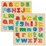 Alphabet Puzzles Review and Comparison