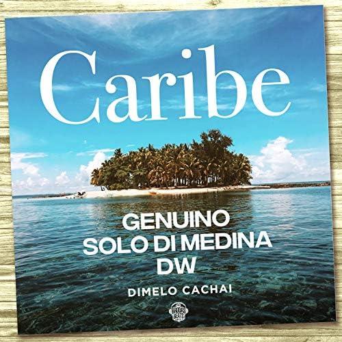 DW, Dimelo Cachai & Solo Di Medina feat. Genuino