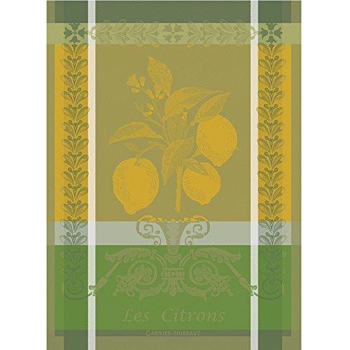 Garnier Thiebaut Torchon, Coton, Zeste, 56x77 cm