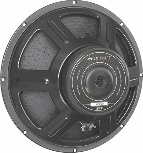 """Eminence American Standard Delta-15LFA 15"""" Pro Audio Speaker with Extended Bass, 500 Watts at 8 Ohms"""