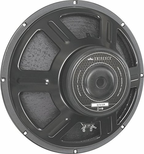 "EMINENCE American Standard Delta-15LFA 15"" Pro Audio Speaker with Extended Bass, 500 Watts at 8 Ohms, 15 Inch (DELTA15LFA)"