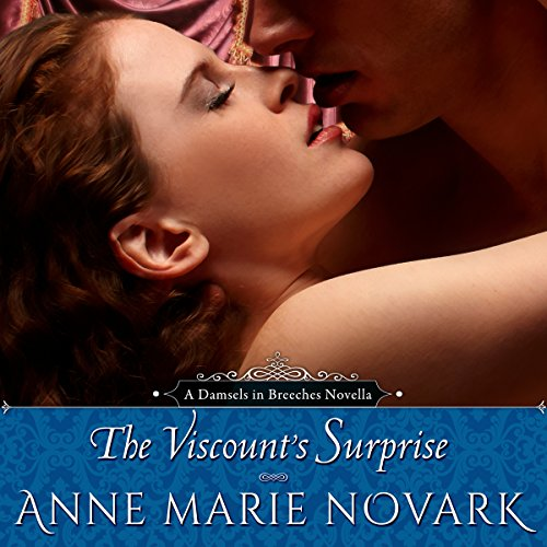 The Viscount's Surprise audiobook cover art