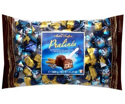 Pralinen Milchschokolade mit Milchcreme&Cerealien 1kg
