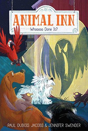 Whooooo Done It?, Volume 5 (Animal Inn)
