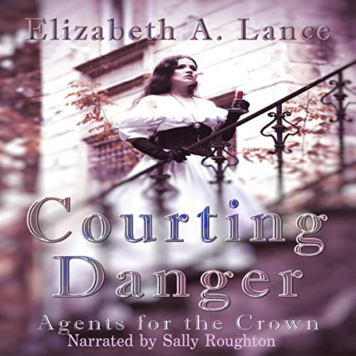 Courting Danger cover art