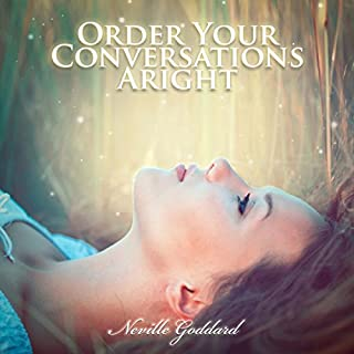 Order Your Conversations Aright cover art