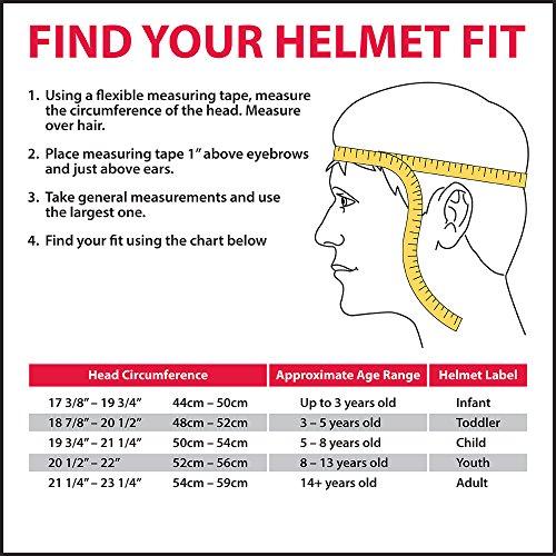 Schwinn Thrasher Bike Helmet, Lightweight Microshell Design, Youth, Purple/White Maryland