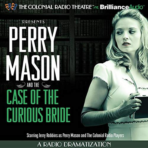 Perry Mason and the Case of the Curious Bride Titelbild