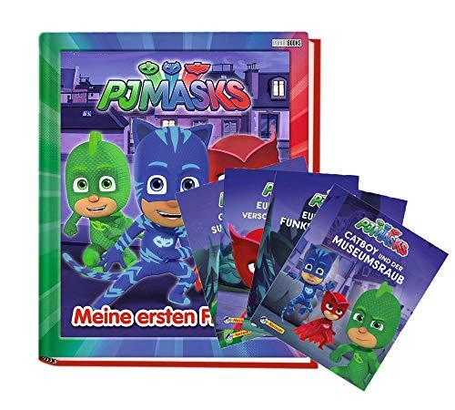 PJ Masks: Meine ersten Freunde: Kindergartenfreundebuch + gratis Stickerbogen von American Greetings