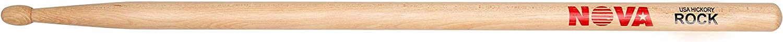 Year-end annual 1 year warranty account Nova Hickory Drumsticks Wood Rock