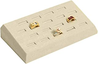 "Regal Pak ® New Linen Ring Tray (18-Ring) 8-1/4"" X 4-1/2"" X 1-3/4""H"