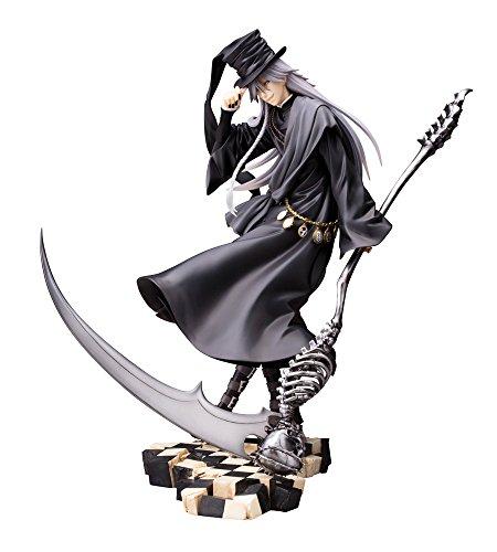 Black Butler Buch der Circus Undertaker ARTFX J Statue